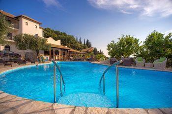 Hotel Mega Ammos, Epirus