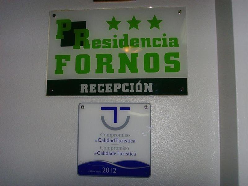Pension Residencia Fornos