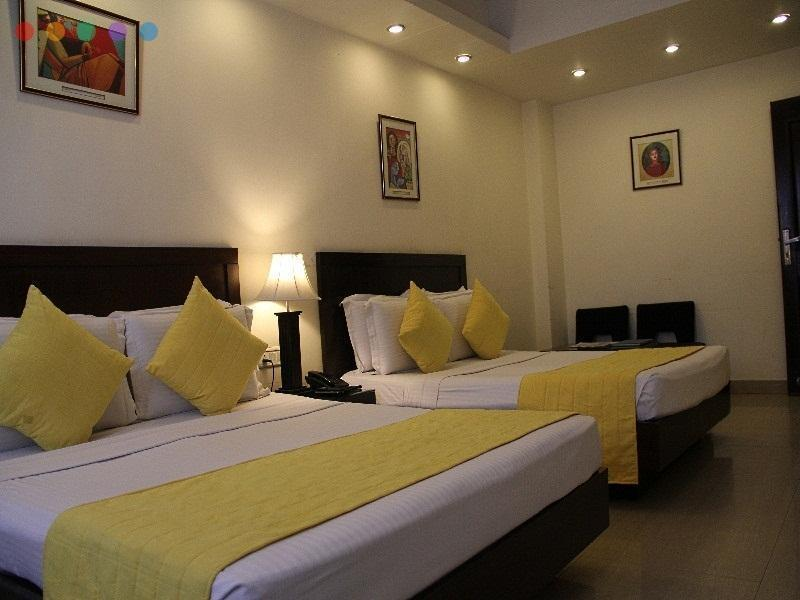 Hotel Delhi City Centre, West