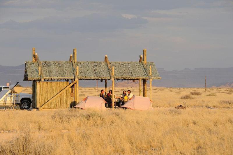 Sossus Oasis Campsite, Gibeon