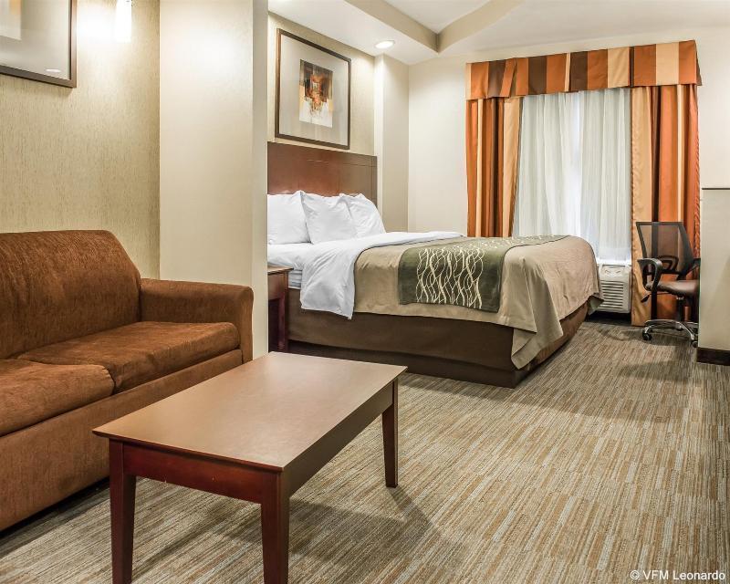 Comfort Suites, Washington