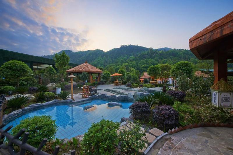 Wonderland International Hot Spring Resort Wugongshan, Pingxiang