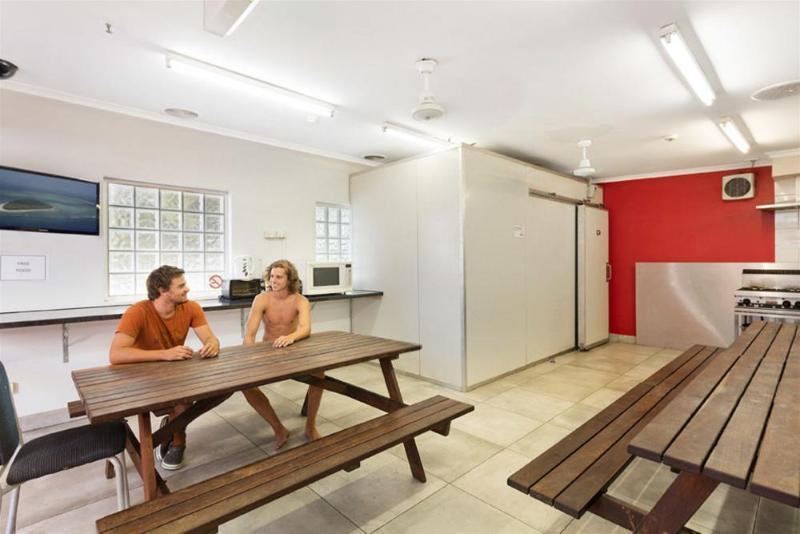 Manly Backpackers, Manly