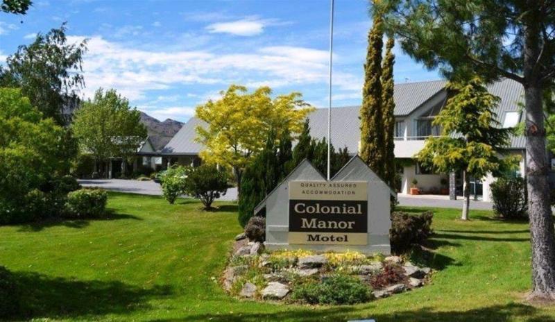 Colonial Manor Motel, Central Otago