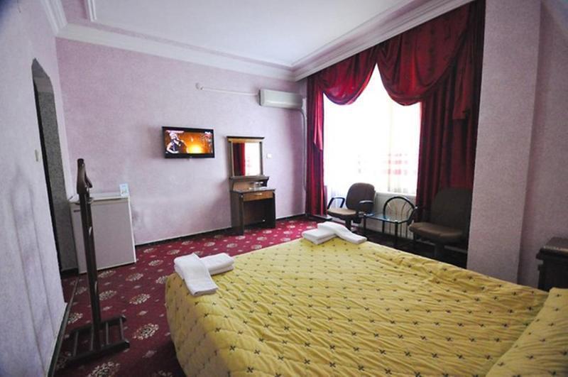 Elazıg Mavigol Otel, Merkez