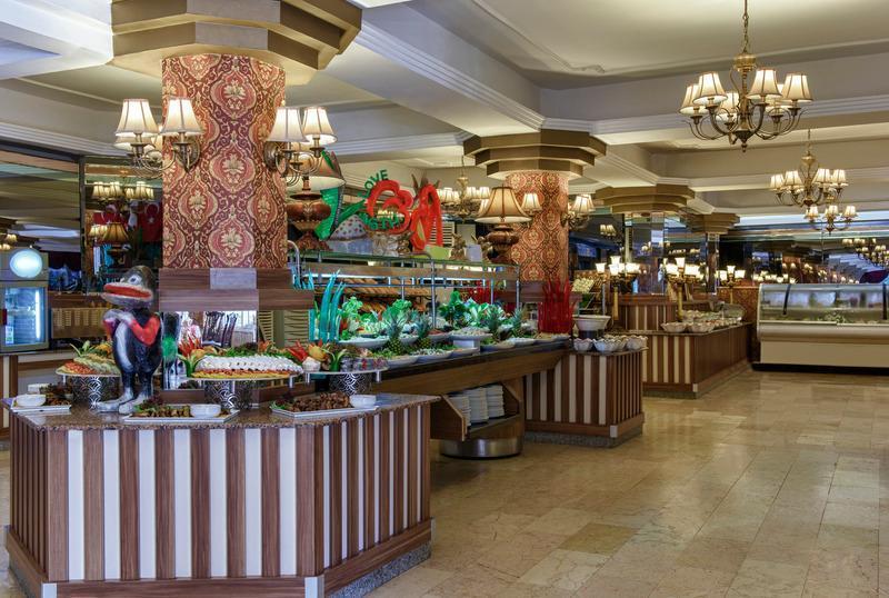 Botanik Hotel & Resort, Harris