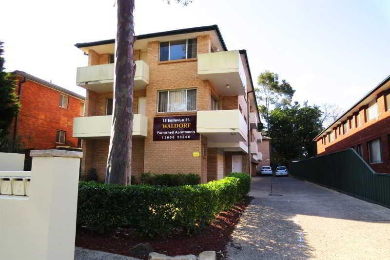 North Parramatta Apartments - Bellevue Street