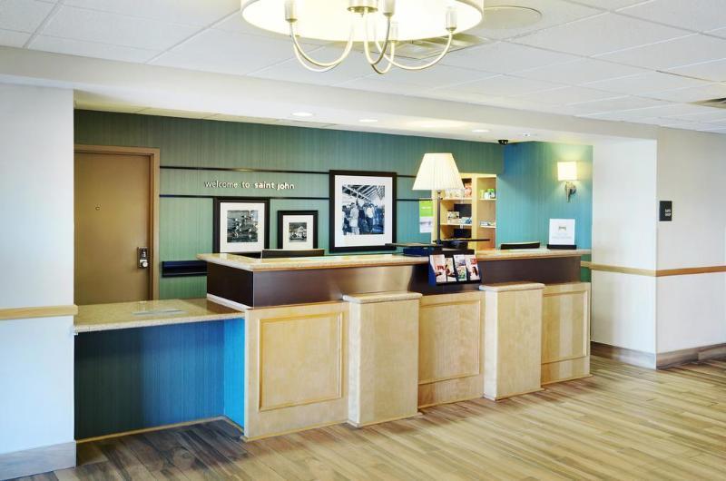 Hampton Inn & Suites by Hilton Saint John, Saint John