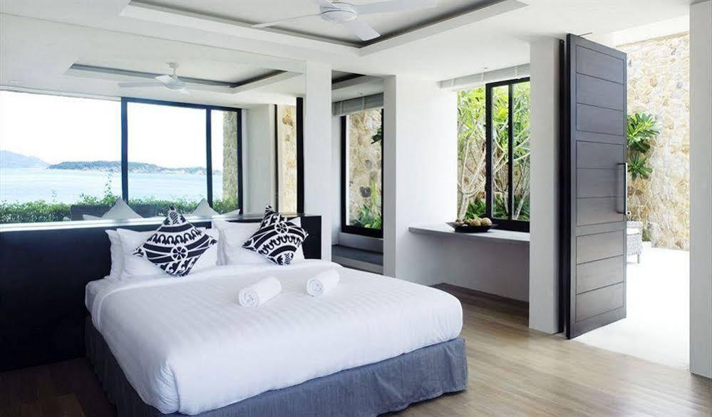 Samujana - Five Bedrooms Spectacular Pool Villa Ocean Front - Villa 20, Ko Samui