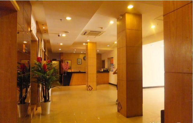 An-e Hotel Nanchong Wuxing Huayuan, Nanchong