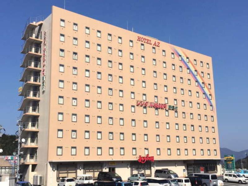 HOTEL AZ Fukuoka Munakata shop (formerly Kamenoi Hotel), Munakata
