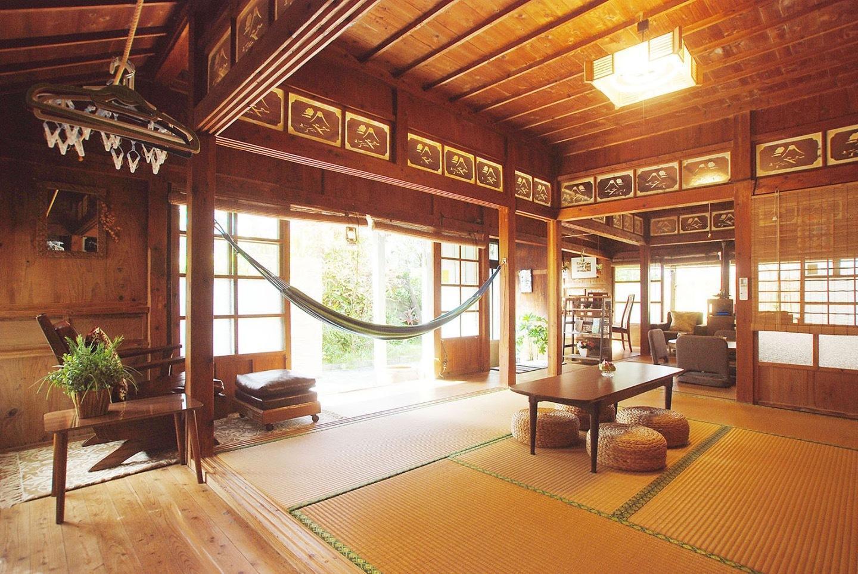 Okinawa traditional private ho - Nikko Hiji hibikiya