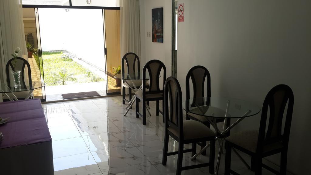 Hostal El Condado, Trujillo