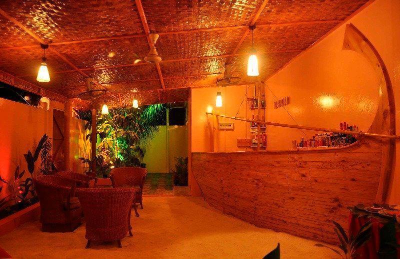 Arena Lodge Sky, Kepulauan Maafushi