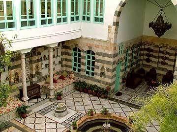 Old Vine, Markaz Rif Dimashq