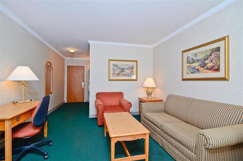 BEST WESTERN Pioneer Inn & Suites, Delta