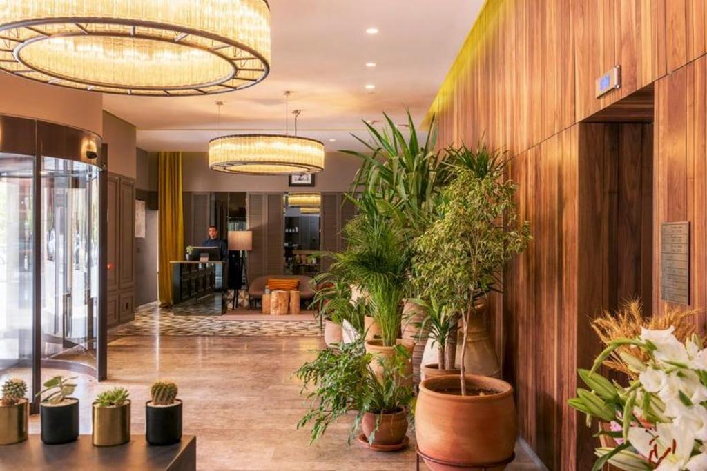 马拉喀什卡雷伊顿丽笙酒店大厅