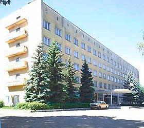 Hotel Kuznetsk, Kuznetsk