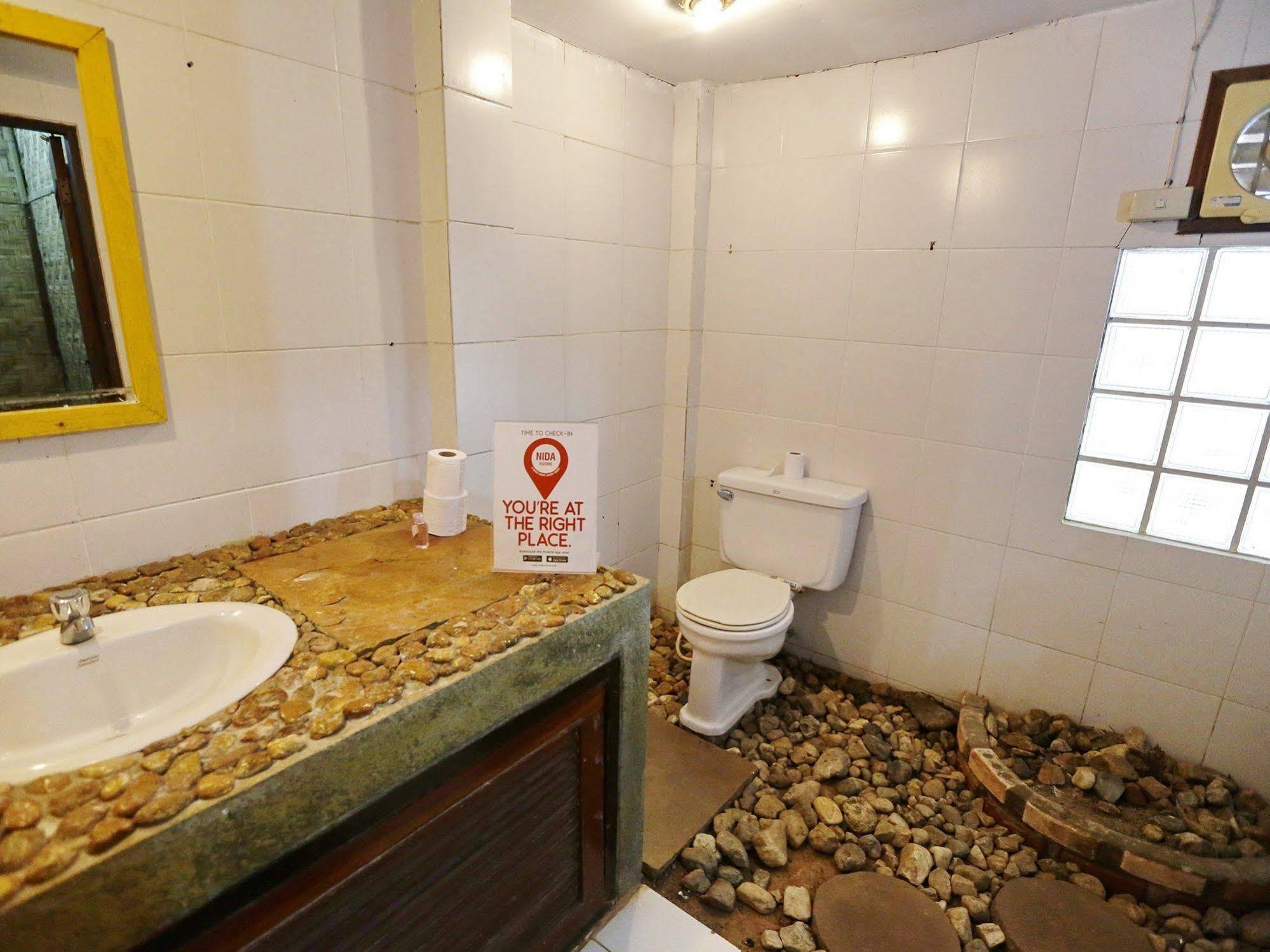 Nida Rooms Mae Ai Mineral Hat Springs Buri, Mae Ai