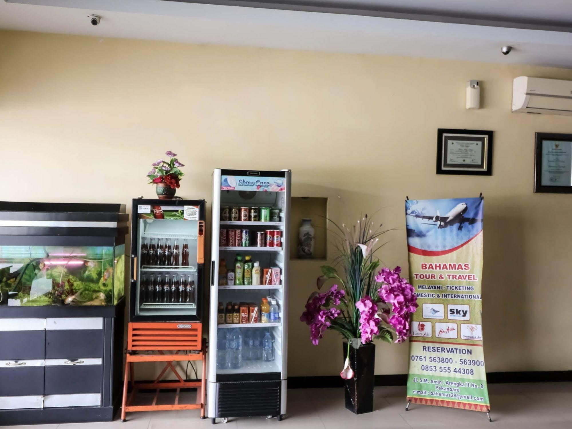 Nida Rooms Mall Ska Pekanbaru At Hotel Parma, Pekanbaru