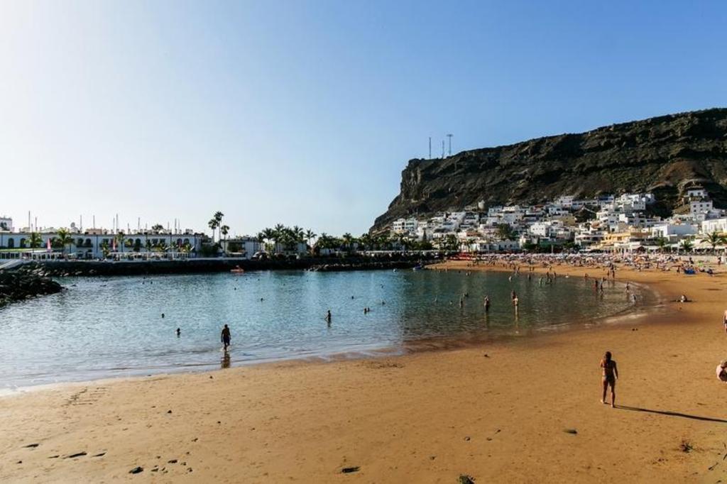 大加那利莫干丽笙水疗度假村沙滩