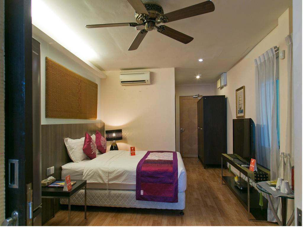 OYO 291 The Boutique Residence Hotel, Pulau Penang