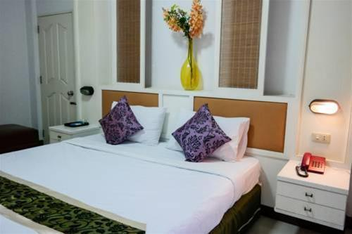 Y And K Boutique Resort Bangkok, Ratchathewi