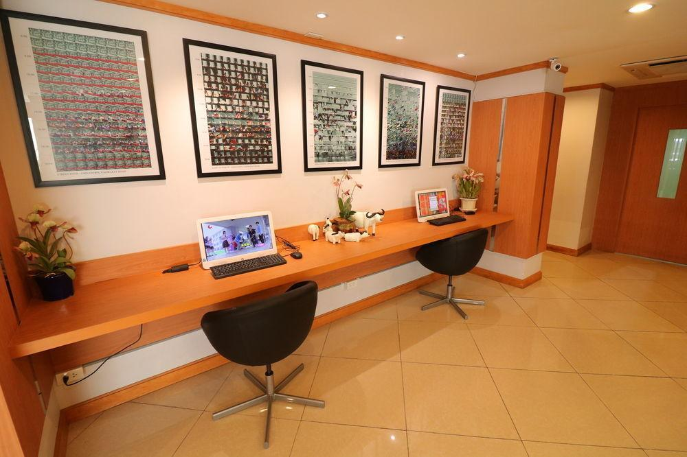 Nida Rooms Ratchathewi Siam Orchid, Ratchathewi