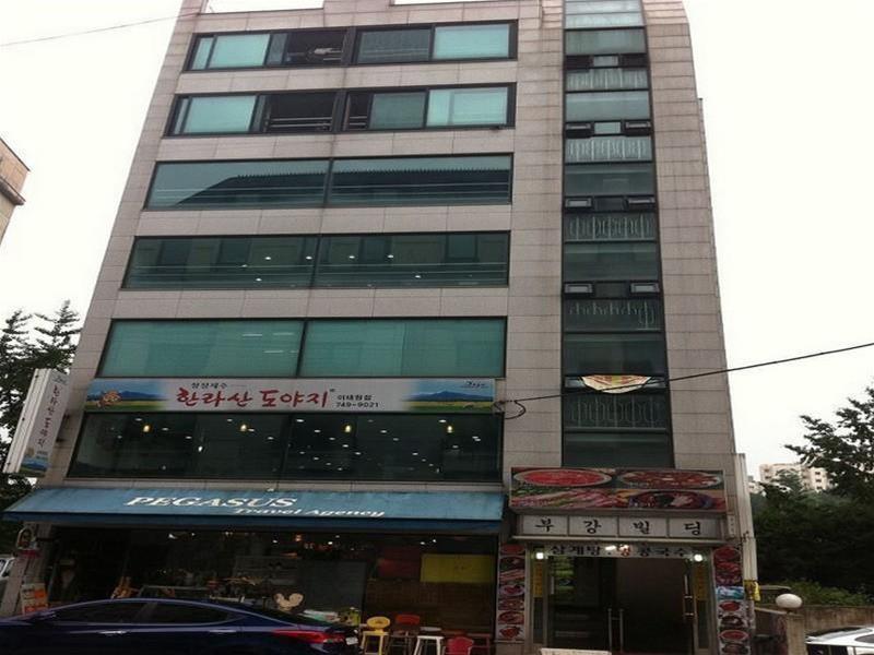 Jin's Paradise, Yongsan