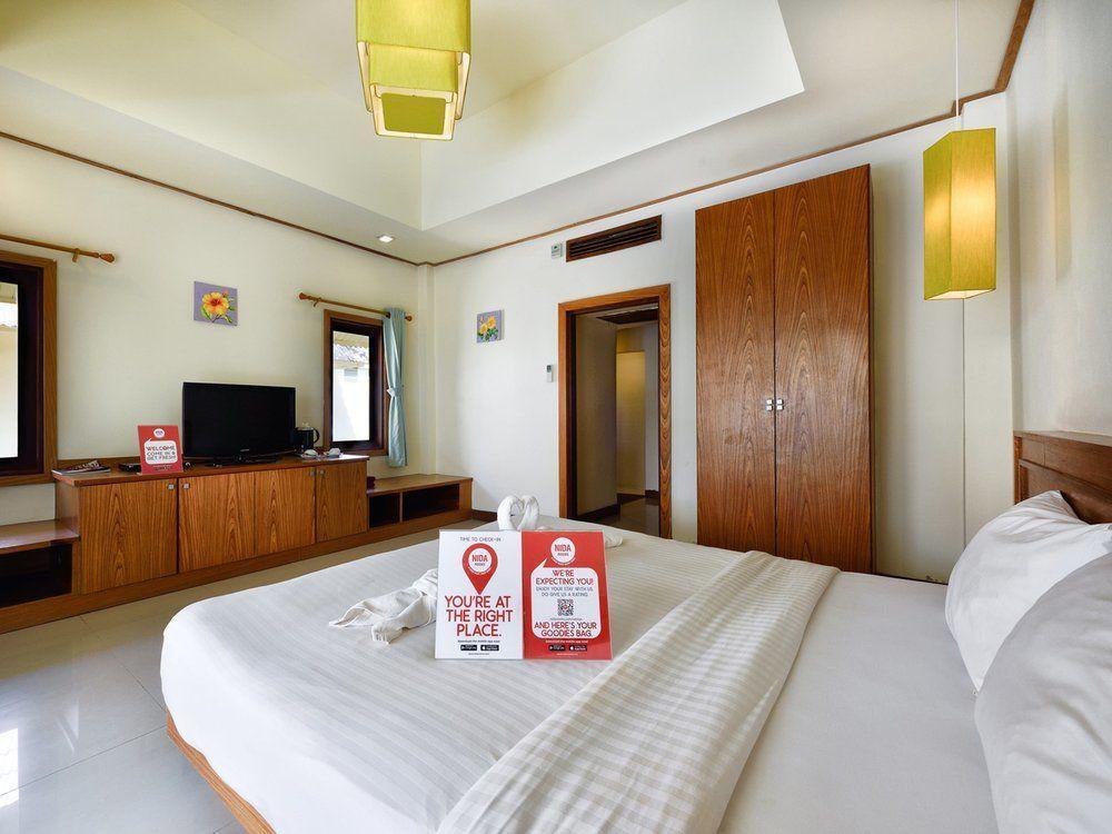 Nida Rooms Taling Chan Number 4 Hills, Nua Khlong