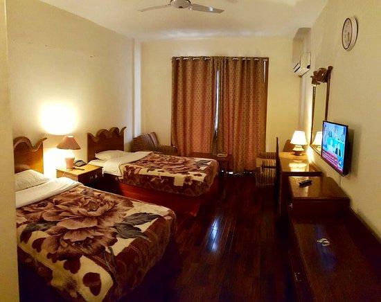 Hunza Darbar Hotel, Northern Areas