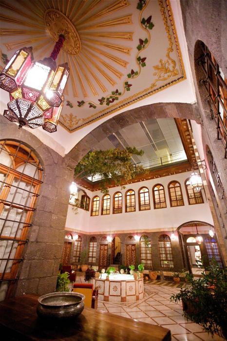Beit Zafran Hotel de Charme, Markaz Rif Dimashq