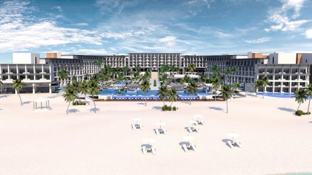 Hyatt Zilara Cap Cana 沙滩