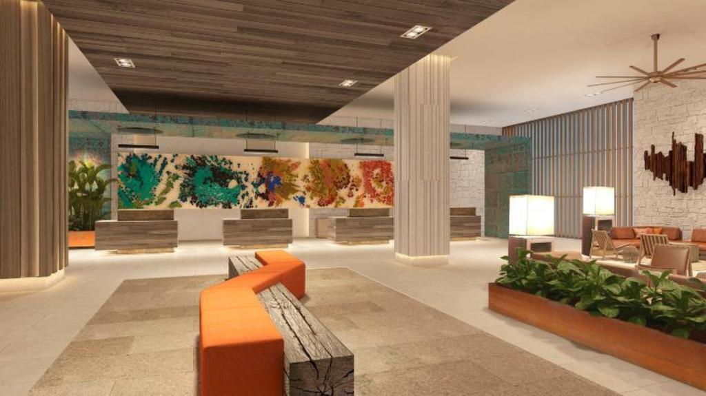 Hyatt Zilara Cap Cana Hotel hall