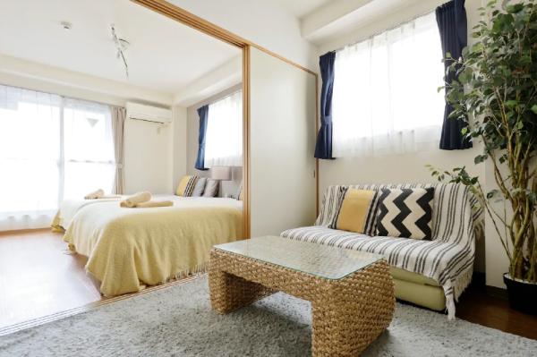 Shinsaibashi Apartment - Shinsaibashi apartment Osaka